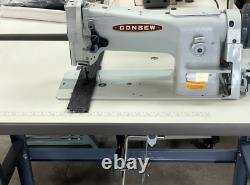 Consew 206RB-5 Mechanical Sewing Machine White