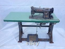 Consew 206RB Walking Foot Sewing Machine