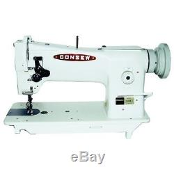 Consew 206rb5 Industrial Machine Walking Foot With Needle Positioner Motor K. D