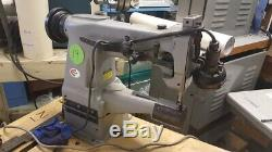 Consew 207 Industrial 1 Needle Cylinder Bed Darning Lockstitch Sewing Machine