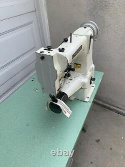 Consew 227r-2 Cylinder Arm Walking Foot Industrial Sewing Machine