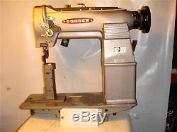 Consew 282r-1 Post Machine For Heavy Sewing