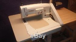 Consew 347 Walking foot Industrial Sewing Machine (146RB)