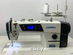 Consew 3760r-dd Direct Drive Single Needle Industrial Machine