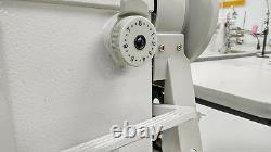 Consew 7360RB-2SS High Speed 1-Needle Lockstitch Sewing Machine with Big Bobbin