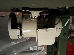 Consew Button Sewing Machine 241 1K Juki 373 Industrial Attachments Motor