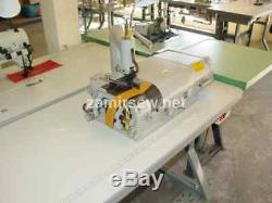 Consew DCS-S4 Industrial Skiving Machine Complete withServo Stand