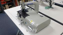 Consew DCS-S4 Leather Skiving Machine Fully Assembled Skiver Skive Leather