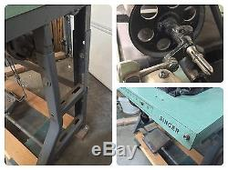 Consew Industrial Walking Foot Sewing Machine Model 226