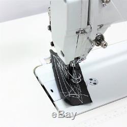 Consew Premier Series P1206RB Industrial Walking Foot Sewing Machine Complete