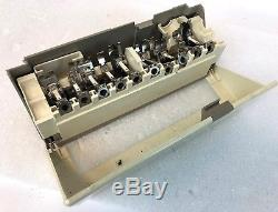 Cream Bernina 1130 Computerized Pro Professional Record Sewing Machine with Pedal