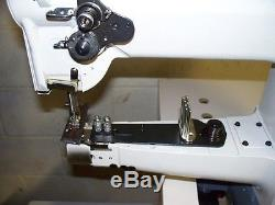 Cylinder bed walking foot industrial sewing machine, new Taurus