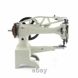 DIY Patch Leather Sewing Machine Shoe Repair Boot Patcher Throat 11.8 USED SALE