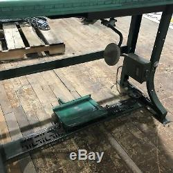 Durkopp 267-508 SM4 Industrial Sewing Machine ZigZag Underwear Knitting CAN SHIP