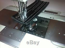 Durkopp 867 Double Needle Walking Foot Industrial Sewing Machine
