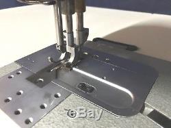 Durkopp Adler 195 Walking Foot Chainstitch Heavy Duty Industrial Sewing Machine