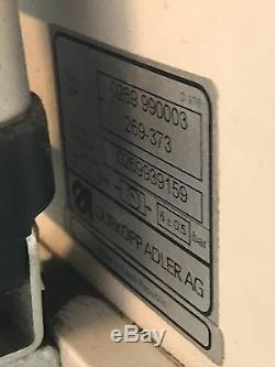 Durkopp Adler 269-373 industrial cylinder arm walking foot sewing machine