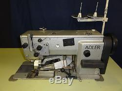 Durkopp Adler 467 AE 73 Walking Foot Binder Heavy Duty Industrial Sewing Machine