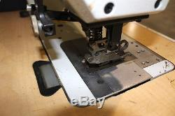 Durkopp Adler 550-12-23 Industrial Sewing Machine Upholstery Ruffling Efka Motor