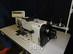 Durkopp Adler 767 Walking Foot Needle Feed Heavy Duty Industrial Sewing Machine