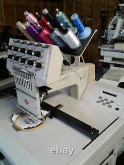 Embroidery Machine MELCO EMC 10T BUY ME. I SEW GREAT