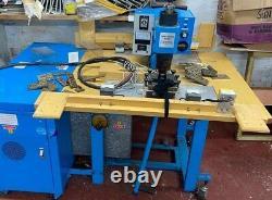 Fabric Embossing Industrial Machine