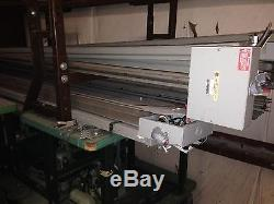 Ge Flex-a-power 280 Feet Four Pole Feedrail Industrial Sewing Machine