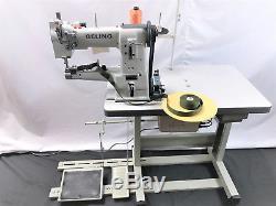 GL-335BH Long Arm walking foot heavy duty sewing machine