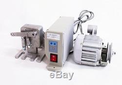 Genuine Consew CSM1000 Servo Sewing Machine Motor 3/4HP CS1000 CSM550 SM550-1