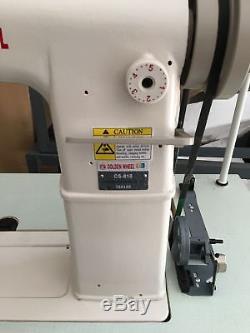 Golden Wheel high head wig making machine CS-810 wig sewing machine