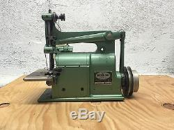 Great condition Merrow 18E blanket stitch industrial sewing machine