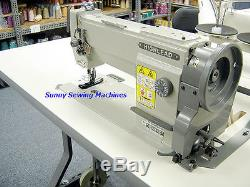 HIGHLEAD GC0618-1SC Walking Foot Leather Sewing Machine with Servo Motor NEW