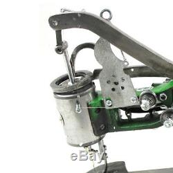 Hand Cobbler Shoe Repair Machine Dual Cotton Nylon Line Leather Sewing Machine