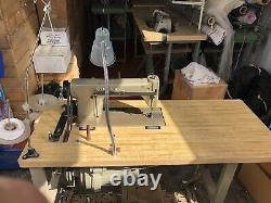 Heavy Duty High Speed Industrial Professional Singer Sewing Machine- PICK UP