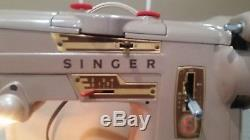 Heavy Duty Industrial Strength Singer 328k Sewing Machine Free Shipping