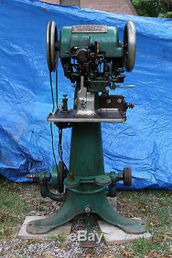 Heavy Leather Sewing Machine Champion Universal Industrial sewing machine