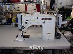Heavy duty Industrial sewing machine Seiko KZ 6 3
