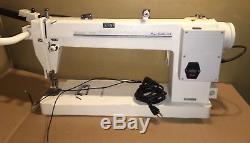 Husqvarna Mega Quilter 18x8 / Tin Lizzie 18 Industrial Quilting Sewing Machine