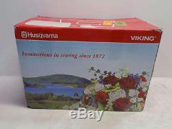 Husqvarna Viking Designer Ruby Royale Electronic Sewing Machine, 957381112