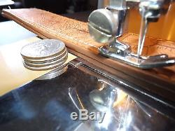 IMPERIAL Industrial Strength HEAVY DUTY Sewing Machine LEATHER