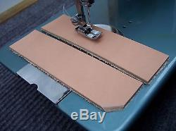 INDUSTRIAL STRENGTH HEAVY DUTY SEWING MACHINE 16oz Leather 3/8 Lift EXC Cond