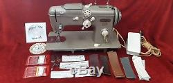 INDUSTRIAL STRENGTH PFAFF 230 sewing machine HEAVY DUTY for upholstery leather