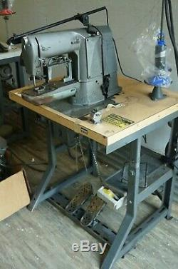Industrial Commercial Singer Sewing Machine Bartacker Bar Tacker 269W 269WII