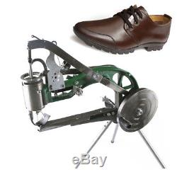 Industrial Manual Shoe Making Sewing Machine Shoes Leather Repair Stiching Equip