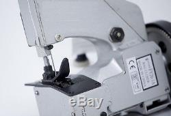 Industrial Portable Bag Closer Sack Closing Stitching Sewing Machine Auto Lub