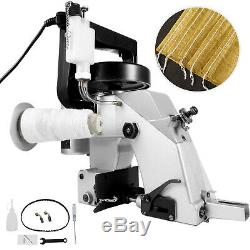 Industrial Portable Bag Closer Sack Closing Stitching Sewing Machine GK-26-1A US