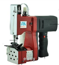 Industrial Portable Bag Closer Stitching Sewing Machine Brand New 220v