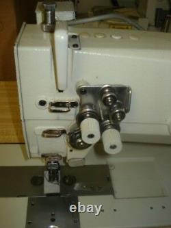 Industrial Sewing Machine, Brother model LT2- B842-905 In excellent condition