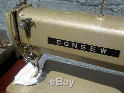 Industrial Sewing Machine Consew 290 single needle