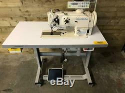 Industrial Sewing Machine (Global WF1515 AUT Walking Foot Needle Feed)